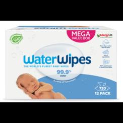 Waterwipes Babydoekjes 720 stuks