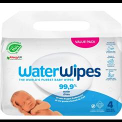 Waterwipes Babydoekjes 240 stuks