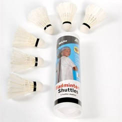 Shuttles veren wit