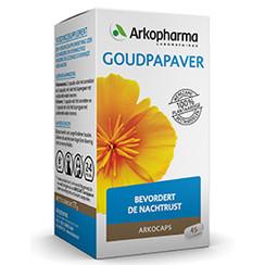 Arkocaps Goudpapaver 45 capsules