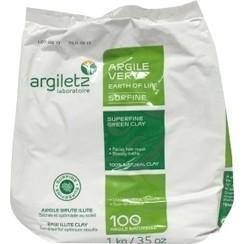 Argiletz Klei superfijn groen 1000g