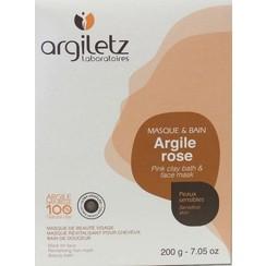 Argiletz Klei superfijn roze 200g