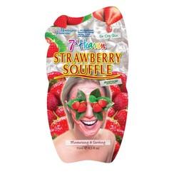 Montagne Jeunesse Gezichtsmasker Strawberry Souffle 12 x 10 ml
