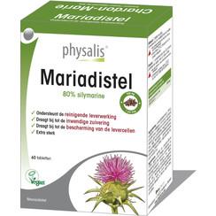 Physalis Mariadistel 60 tabletten