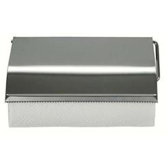 Brabantia keukenrolhouder wandmodel matt steel
