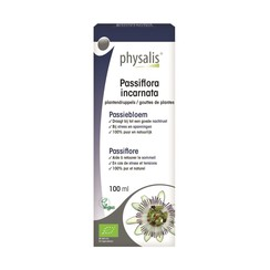 Physalis Passiflora incarnata bio 100ml