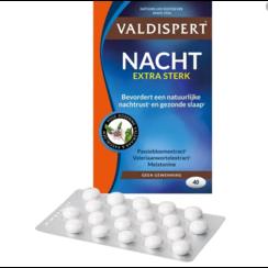 Valdispert Nacht extra sterk 40drg