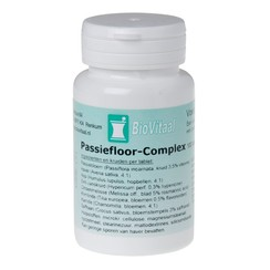 Biovitaal passiefloor-complex 100tb