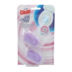 At Home Clean Toiletblok Lavender 2x40gr