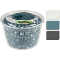 Slacentrifuge5 liter verkrijgbaar in wit,blauw of grijs