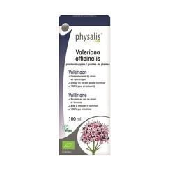 Physalis Valeriana officinalis bio 100ml