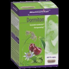 MannaVital Dormiton Vegicaps 60 capsules