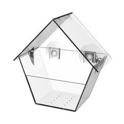 Esschert Design Raamvoederhuis L9,3 x B15 x H 15cm