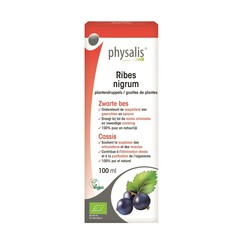 Physalis Ribes nigrum bio 100ml