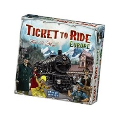 Ticket to Ride Europe bordspel
