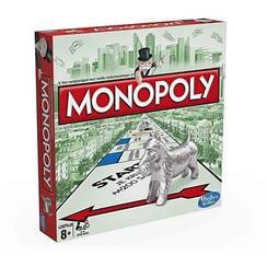Hasbro Monopoly standaard editie 8+