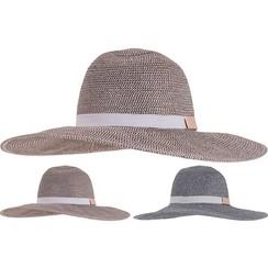 Dames hoed papier