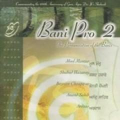 Rajnarind Kaur Bani Pro 2 - 2e Kans
