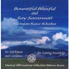 Nirinjan Kaur Khalsa Musical Affirmations Collection Vol.7 | Bountiful Blissful & Say Saraswati