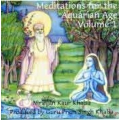 Nirinjan Kaur Khalsa Meditations for the Aquarian Age Vol.1 - 2nd Chance