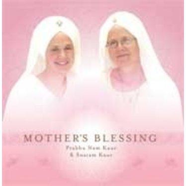 Prabhu Nam Kaur & Snatam Kaur Mother's Blessing