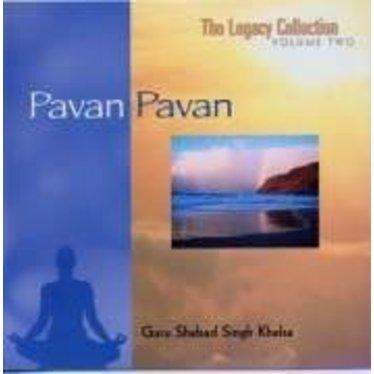 Guru Shabad Singh The Legacy Collection Vol.2 Pavan Pavan