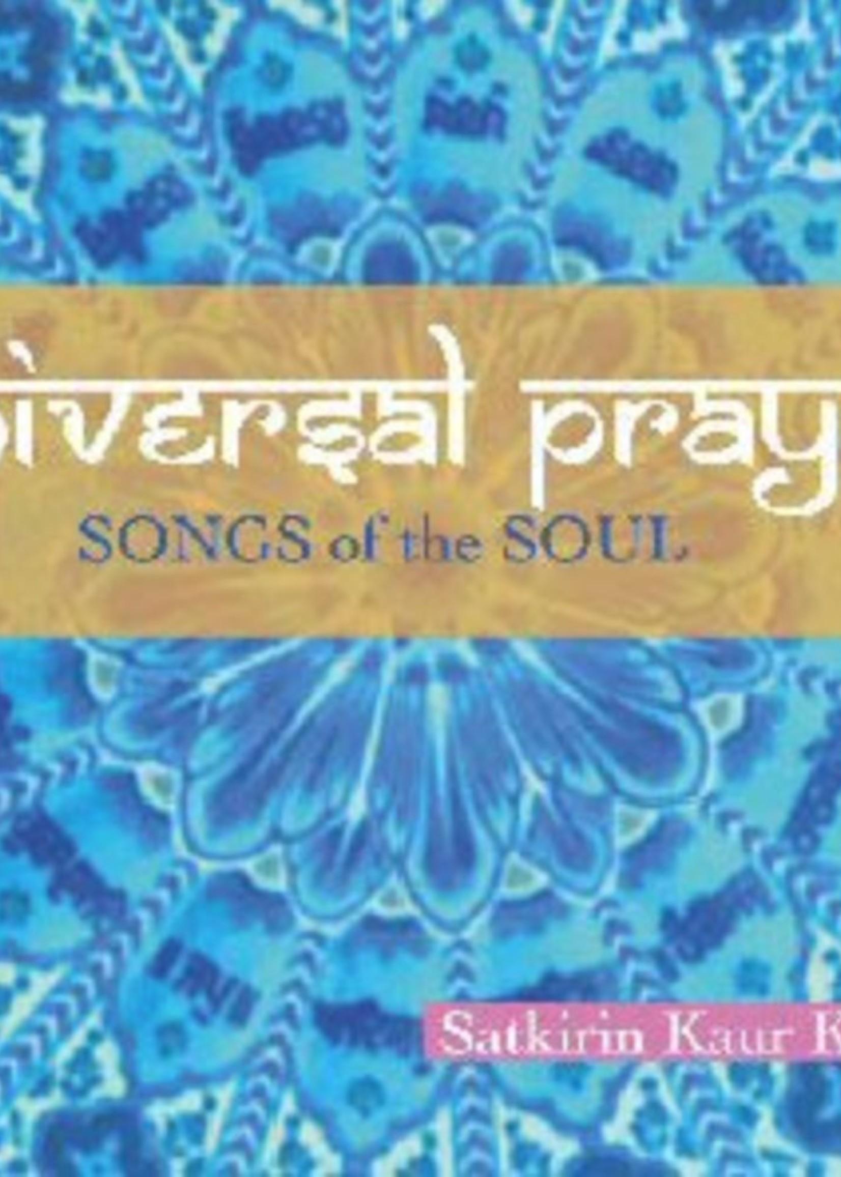 Satkirin Kaur Khalsa Universal Prayer