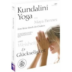 Maya Fiennes Kundalini Yoga met Maya Fiennes | Wisdom & Bliss - 2 DVD