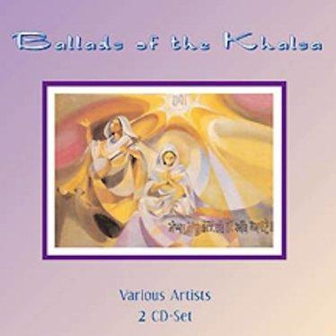 Various Artists Ballads of the Khalsa