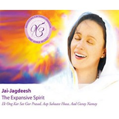 Jai Jagdeesh Meditations for Transformation | The Expansive Spirit