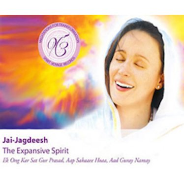 Jai Jagdeesh Meditations for Transformation | The Expansive Spirit
