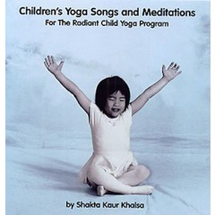 Shakta Kaur Khalsa Children's Yoga Songs & Meditations