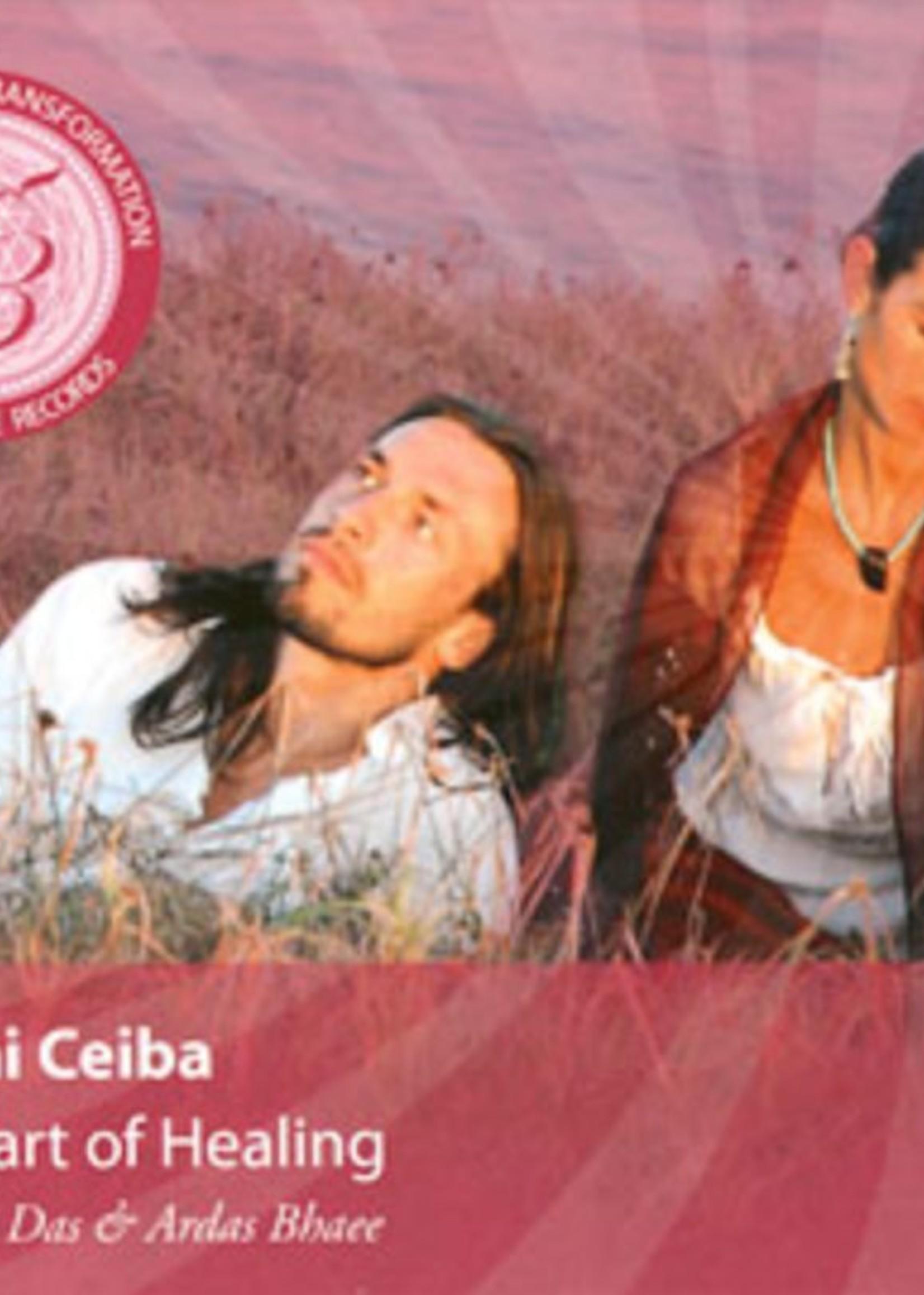 Mirabai Ceiba Meditations for Transformation | The Heart of Healing