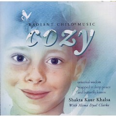 Shakta Kaur Khalsa Cozy - Radiant Child Music