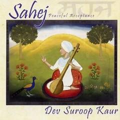 Dev Suroop Kaur Sahej - 2e Kans