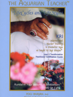 Yogi Bhajan Teacher Training | Lifecycles and Lifestyles
