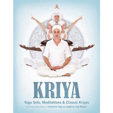 Yogi Bhajan Kriya - Yoga Sets, Meditations & Classic Kriyas