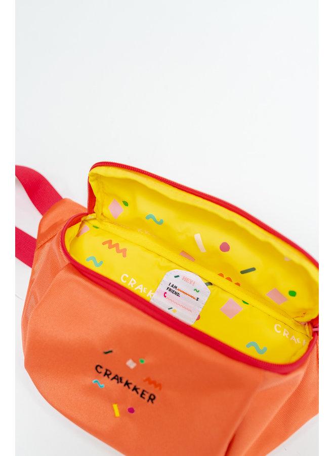 HOOPOE   HIP BAG PINK-ORANGE-FUCHSIA