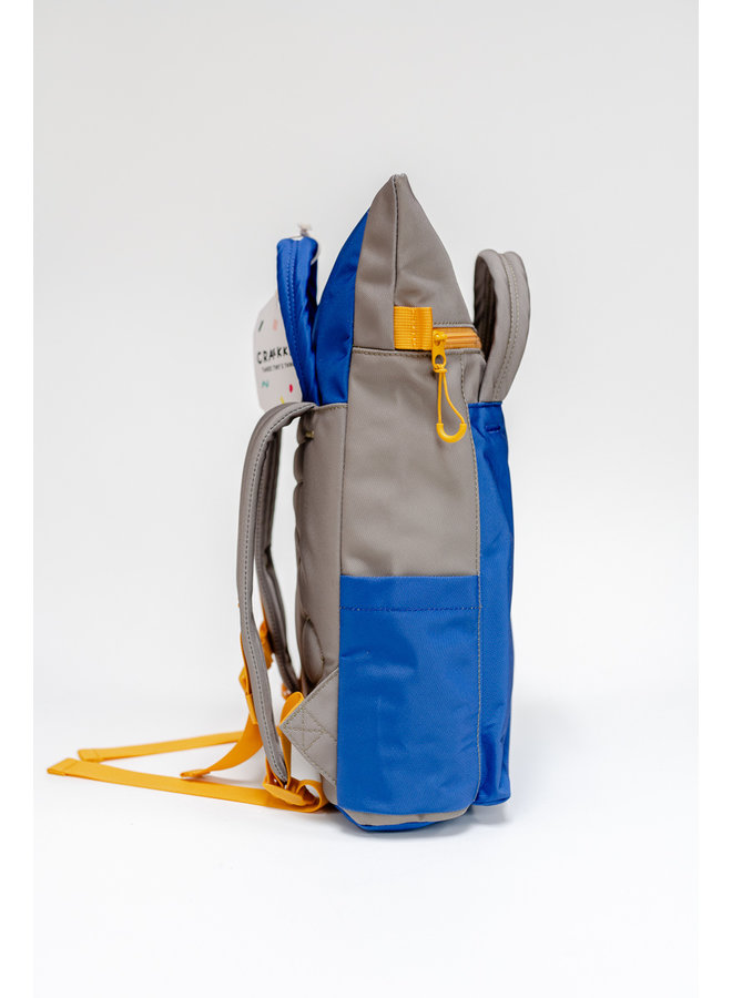 MAGPIE   TOTEPACK BLUE-GREEN-OCHRE