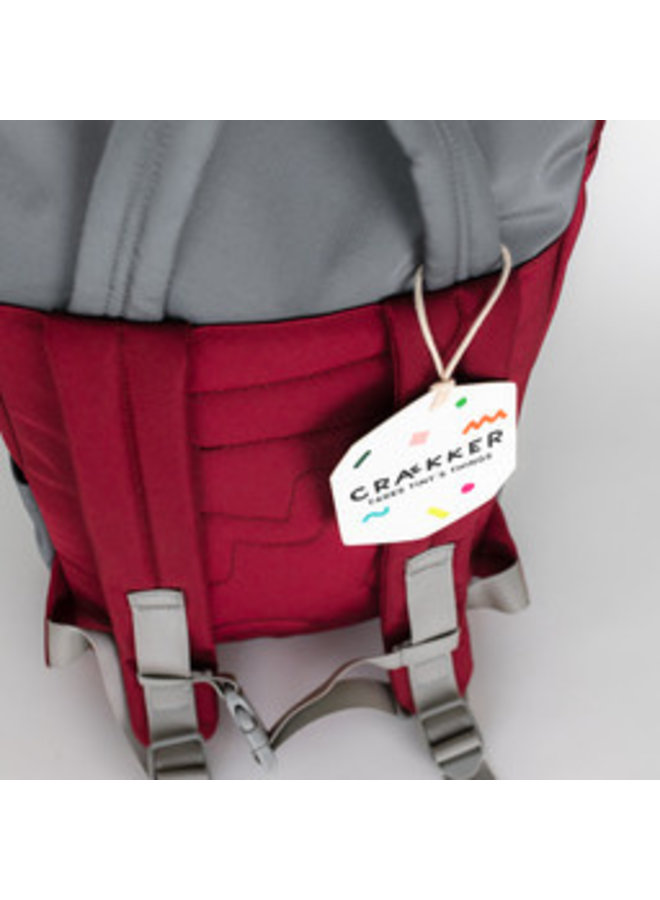 MAGPIE   TOTEPACK BORDEAUX-GREY-STONE