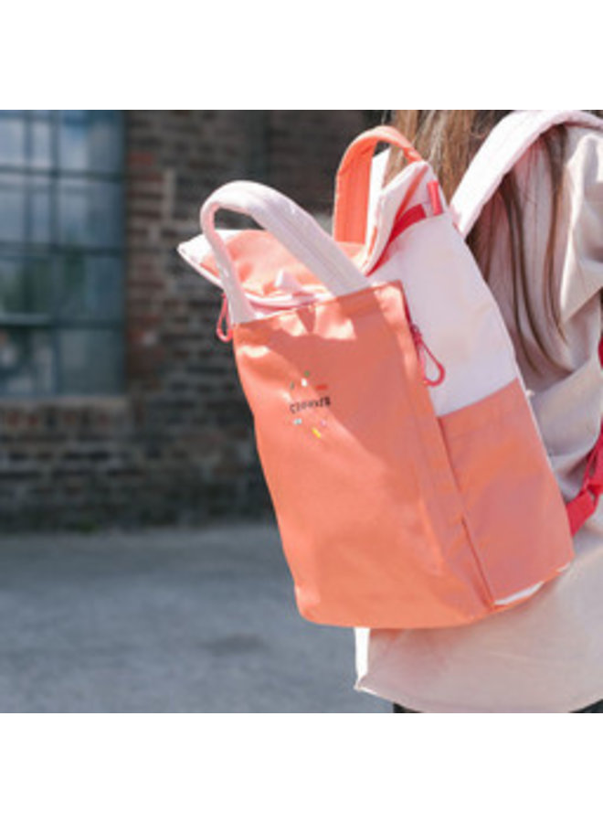 MAGPIE   TOTEPACK PINK-ORANG-FUCHSIA