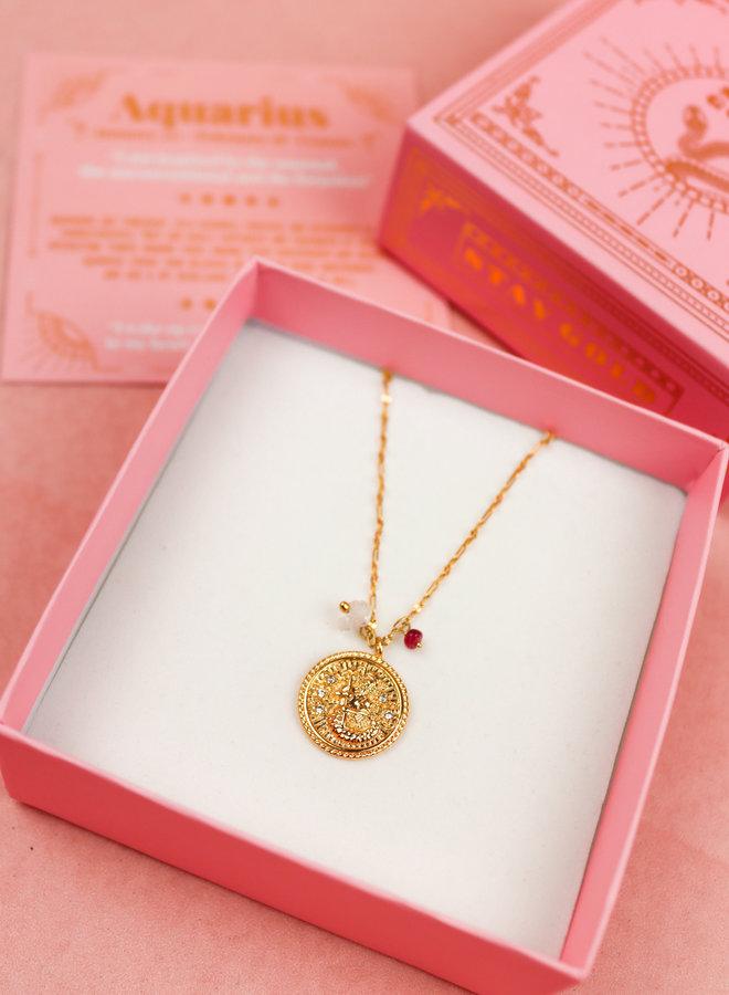 Necklace Aquarius