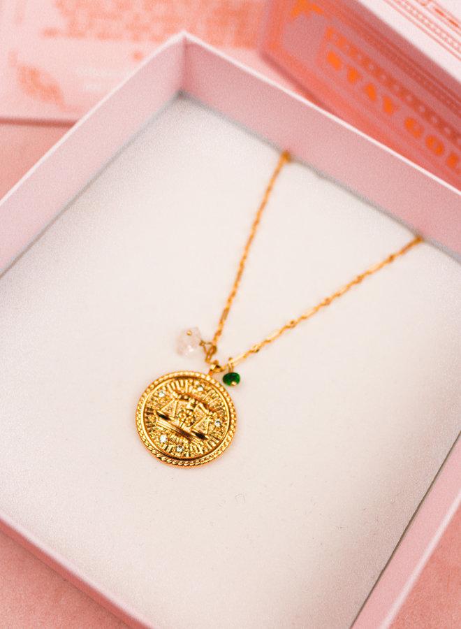 Necklace Libra