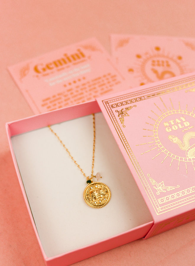 Necklace Gemini