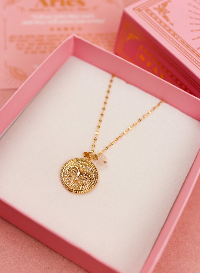Necklace Aries