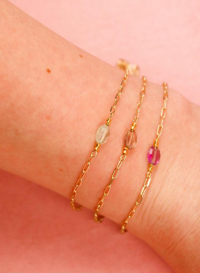 Bracelet Giftbox Set - Moldavite