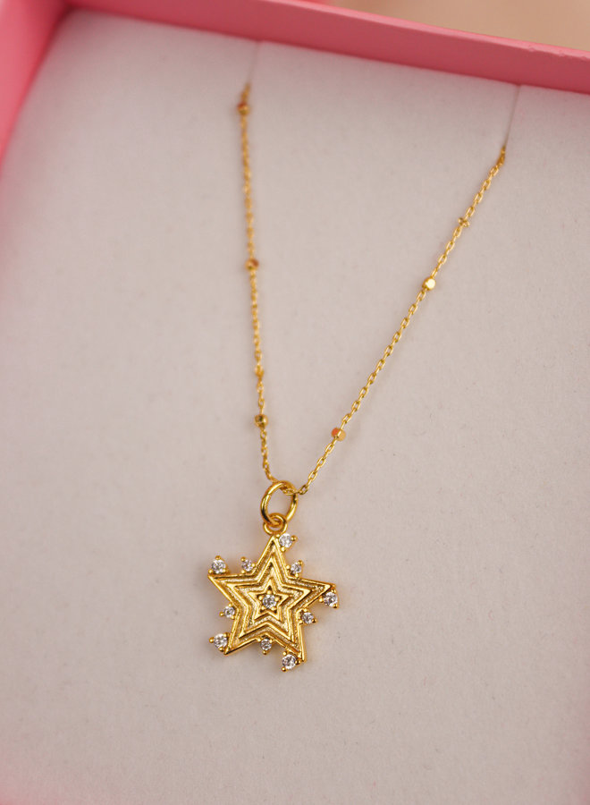 Magical Star Pendant