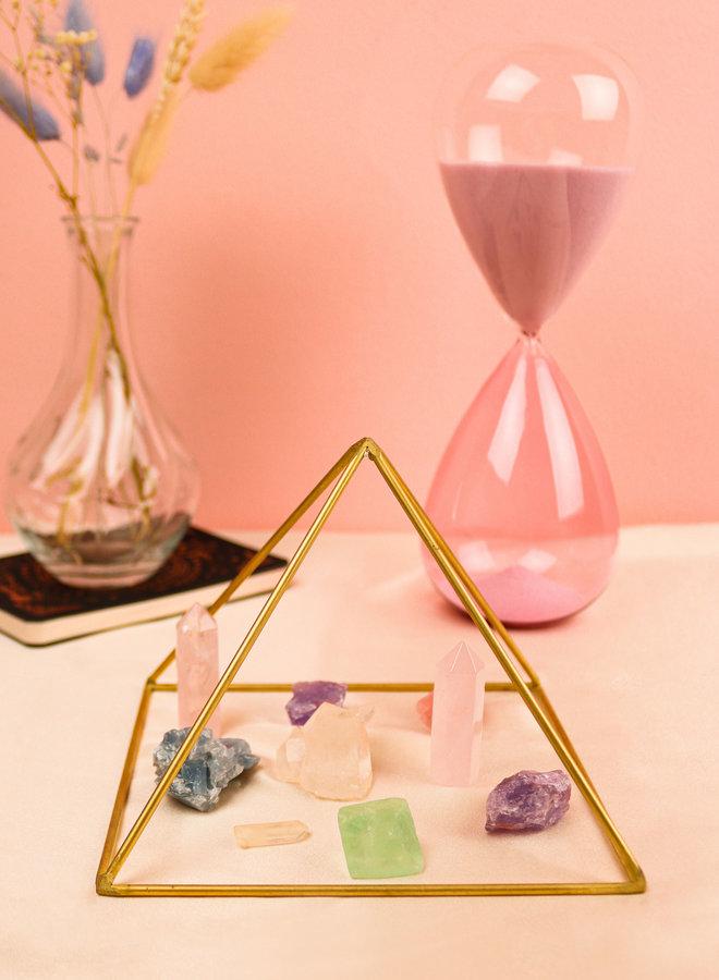 Copper energetic pyramid - MEDIUM