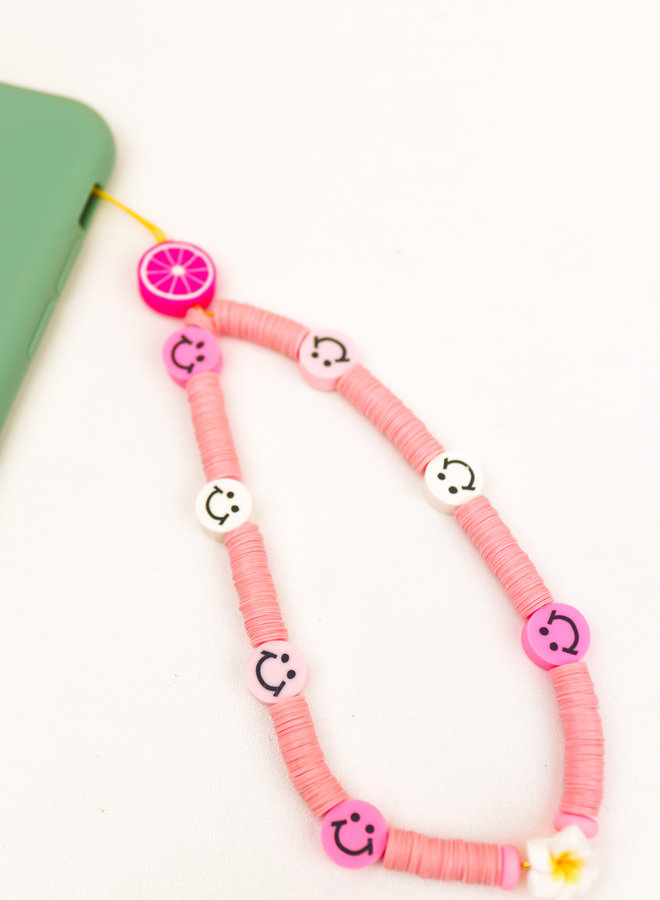 Everything Pink Phone Cord