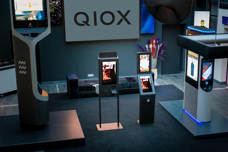 QIOX Showroom Ridderkerk